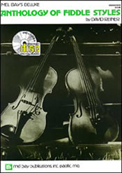 Book/CD: Anthology of Fiddle Styles by Dave Reiner