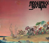 CD: FiddleFoxx Invasion